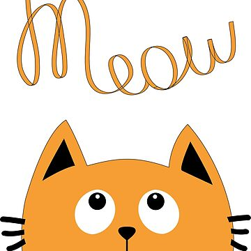 Meow by Adwait88