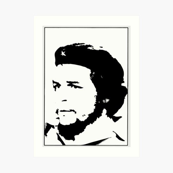 El Che Guevara Art Print