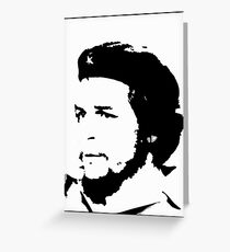 El Che Guevara Greeting Card