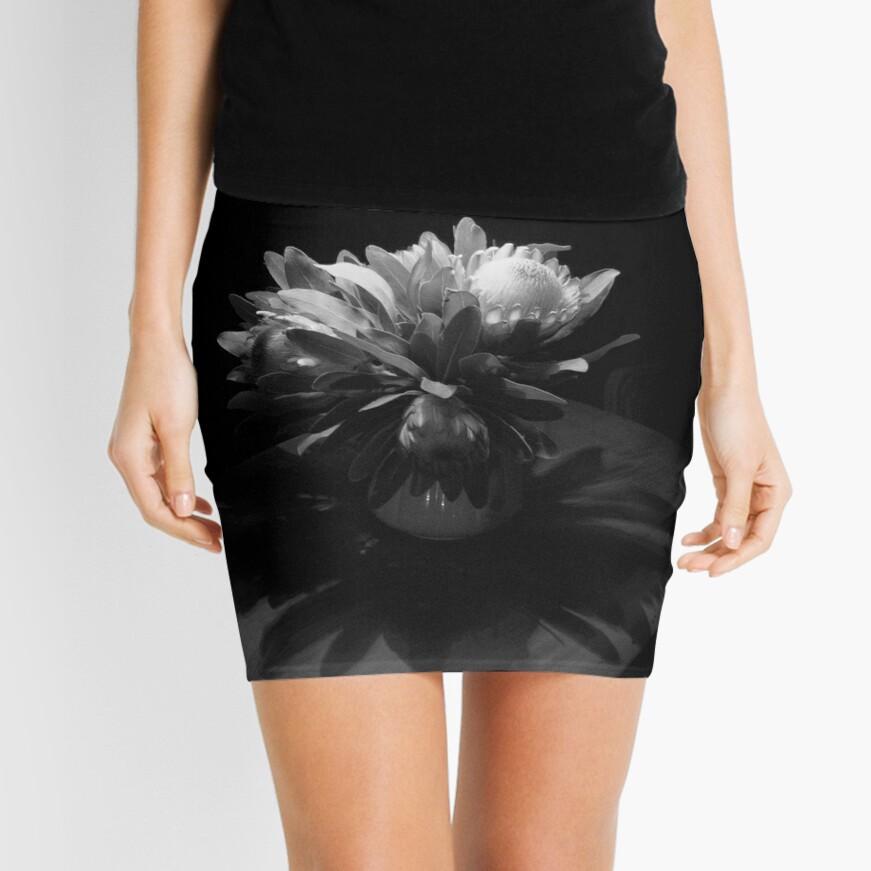 Night Shadows Mini Skirt