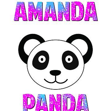 Amanda Panda by SuperUberLame