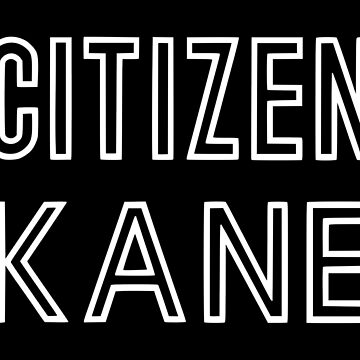 Citizen Kane by qqqueiru
