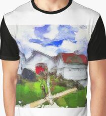 Winery Graphic T-Shirt