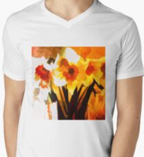 Spring has Sprung Men's V-Neck T-Shirt