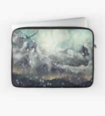 Snowstorm Laptop Sleeve