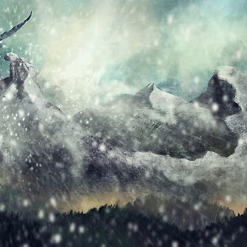 Snowstorm by unikatdesign