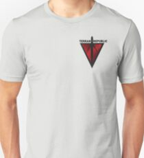 Terran Might Unisex T-Shirt