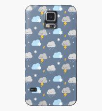 Kawaii Stormy Weather Case/Skin for Samsung Galaxy