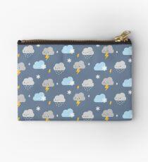 Kawaii Stormy Weather Studio Pouch