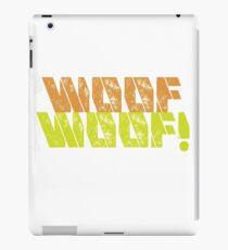 Vinilo o funda para iPad Woof Woof Dog