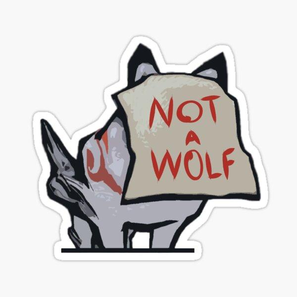 Okami - No one will suspect a thing... Sticker