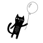 Flying Cat by penarulit