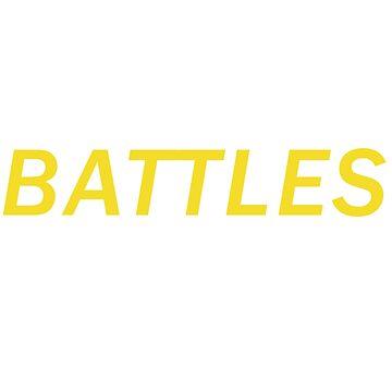 Battles by MaxB5100