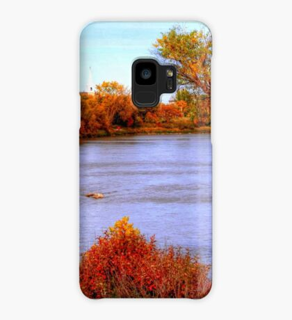 Autumn on the Assiniboine Case/Skin for Samsung Galaxy