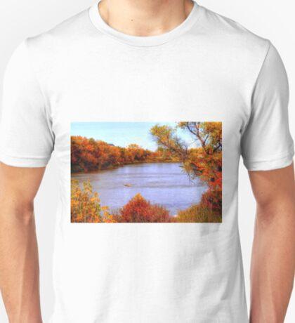Autumn on the Assiniboine T-Shirt