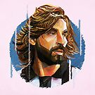 Geometric Pirlo by Mark White
