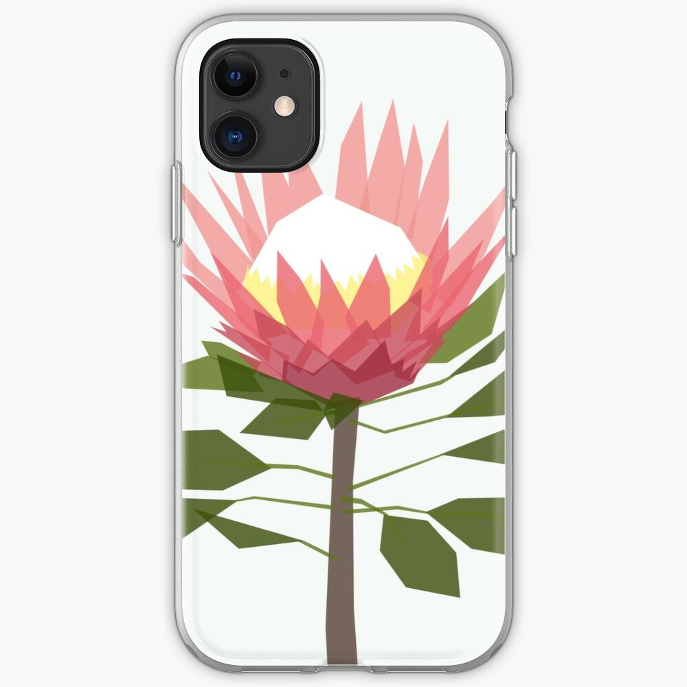 King Protea iPhone Soft Case
