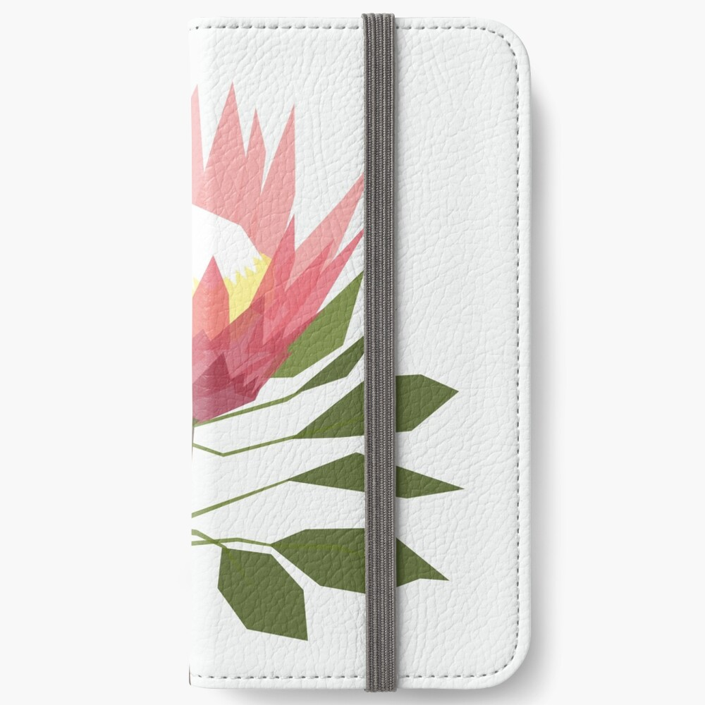 King Protea iPhone Wallet