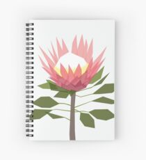 King Protea Spiral Notebook