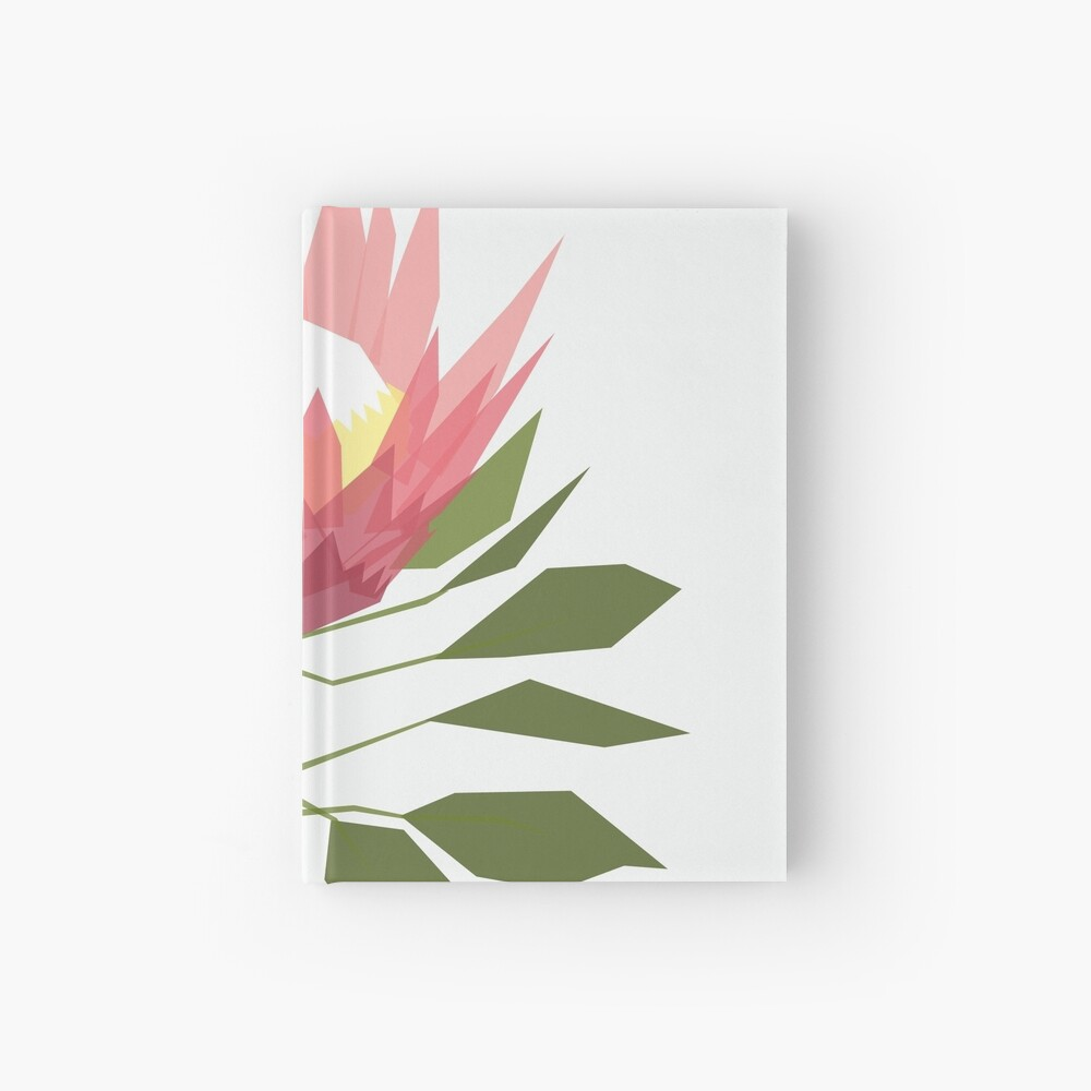 King Protea Hardcover Journal