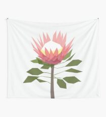 King Protea Wall Tapestry
