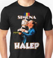 Simona Halep Romania Tshirt Unisex T-Shirt