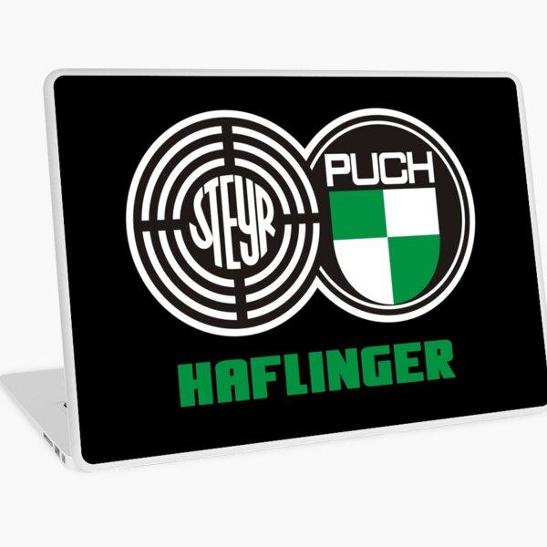Steyr Puch Haflinger Laptop Folie