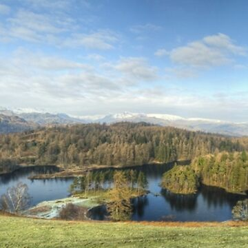 Tarn Hows..A Wider View by VoluntaryRanger
