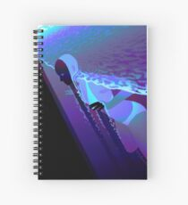 Edge of the Map Spiral Notebook