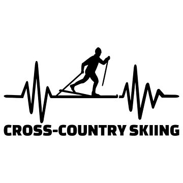 Cross-country skiing frequency by Designzz