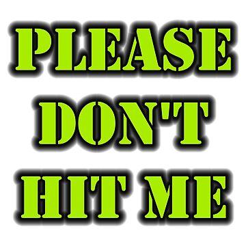 Please Don't Hit Me by cmmei