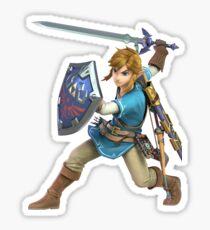 Smash Ultimate - Link Sticker