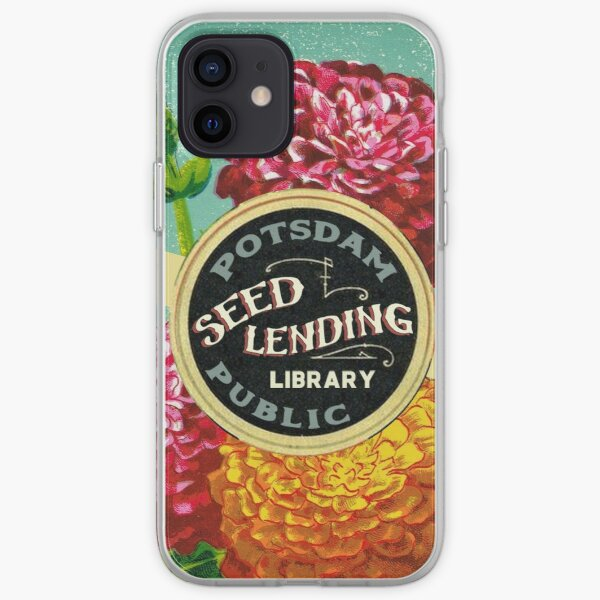PPL Seed Lending Library iPhone Soft Case
