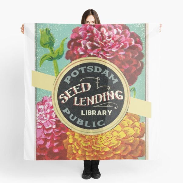 PPL Seed Lending Library Scarf