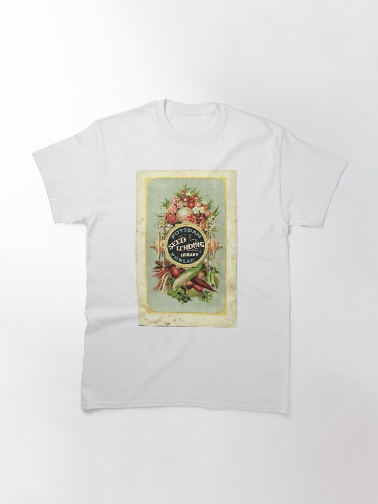 Alternate view of PPL Seed Lending Library Classic T-Shirt