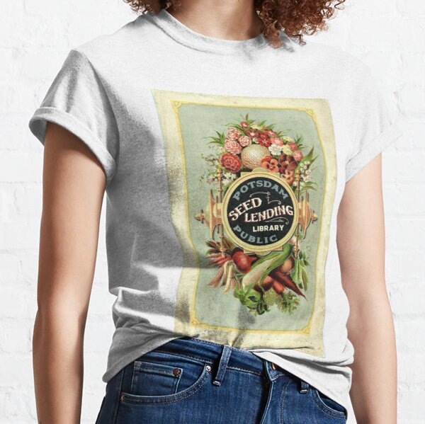 PPL Seed Lending Library Classic T-Shirt