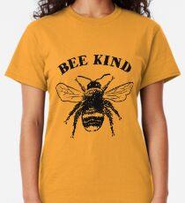 Bee Kind - Bumblebee Kindness Classic T-Shirt