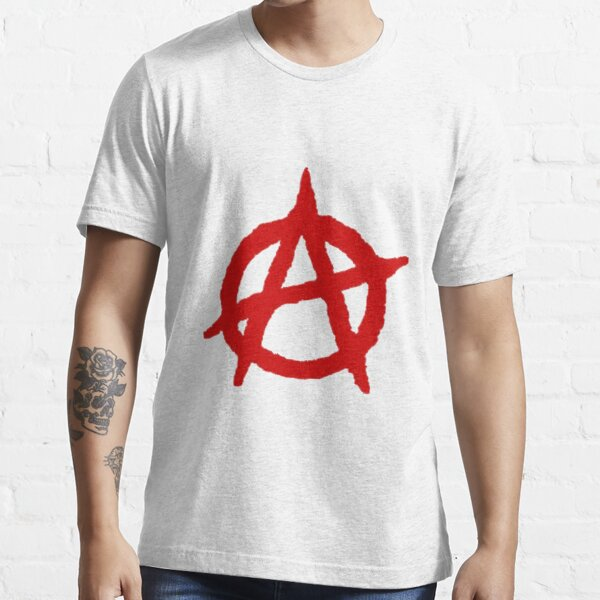 Anarchy Shirt Essential T-Shirt
