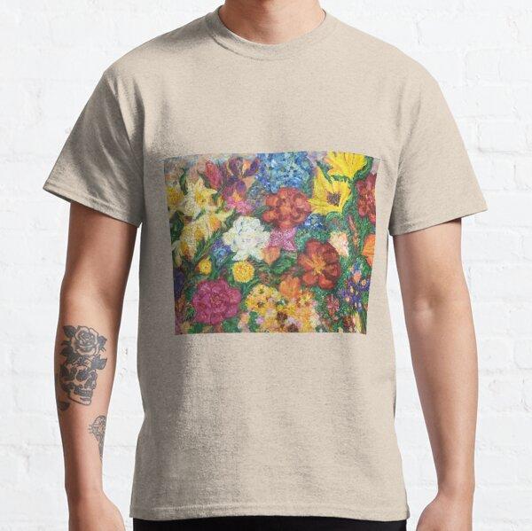 Flower Frenzy Classic T-Shirt