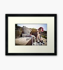 Amphitheater Framed Print