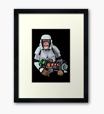 monkey troopers iPhone 4 4s 5 5c 6 7, pillow case, mugs, tshirt etc Framed Print