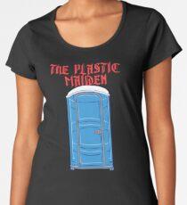The Plastic Maiden Women's Premium T-Shirt