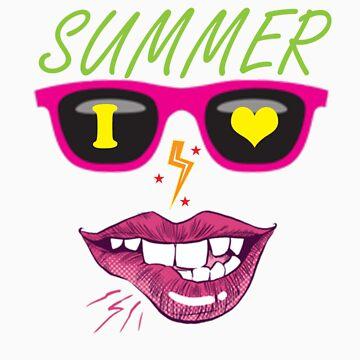 Summer GAGA by tianlubis