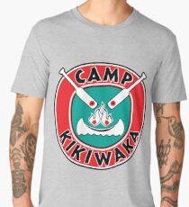 Camp Kikiwaka - Bunk'd - red background Men's Premium T-Shirt