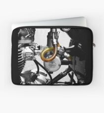 The Amal carb Laptop Sleeve