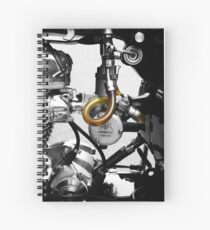 The Amal carb Spiral Notebook
