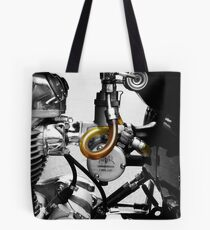 The Amal carb Tote Bag