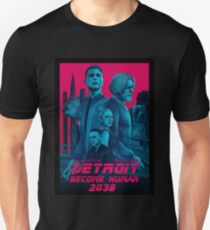 Detroit Become Human 2038 Unisex T-Shirt