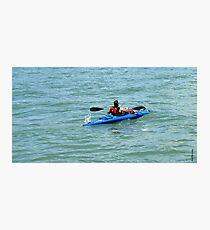 kayak Photographic Print