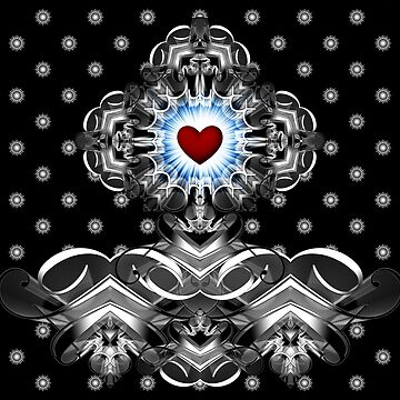 Heart Of The Glyphs by xzendor7